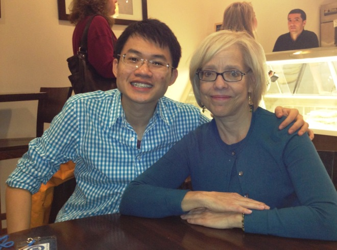 Duy and Ms. Spurgeon