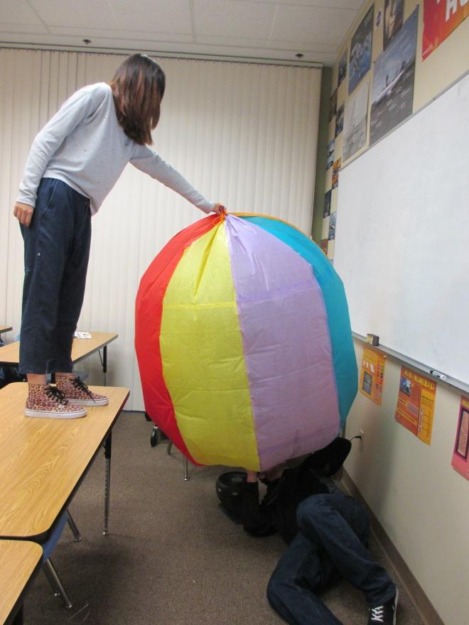 Balloon Prep 2