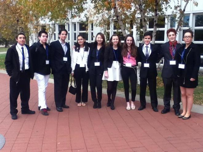 St. Paul Prep's Model United Nations Club