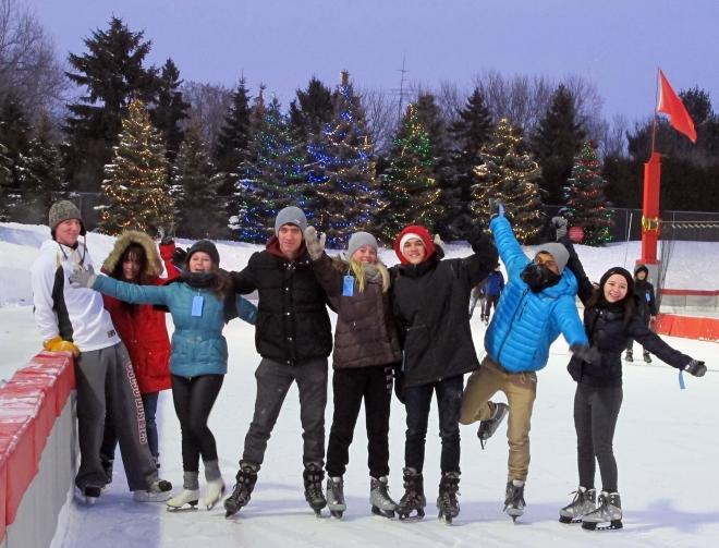 Skating at Oval5