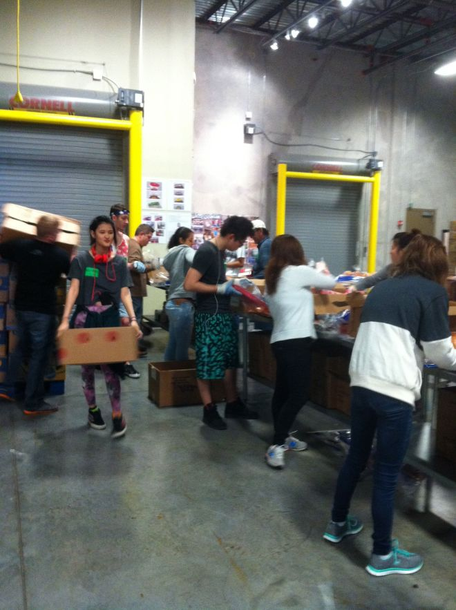 Tanisa and others sorting